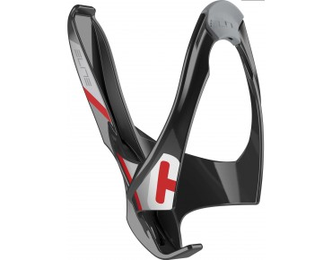Elite Cannibal bottle cage black/red