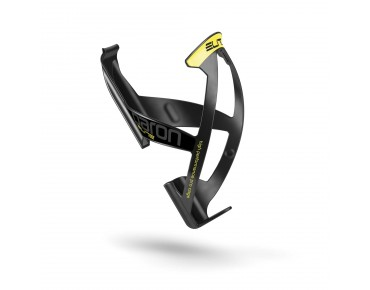 Elite Paron Race bottle cage schwarz/gelb