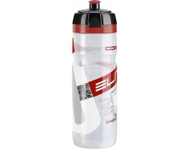 Elite Corsa - borraccia transparent