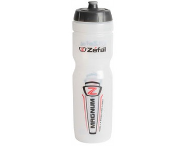 Zéfal Magnum drinks bottle 1 l transparent
