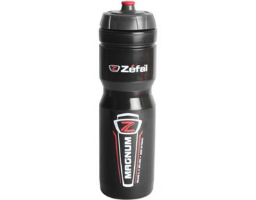 Zéfal Magnum drinks bottle 1 l schwarz