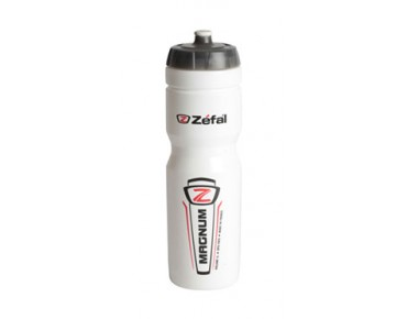 Zéfal Magnum drinks bottle 1 l weiß