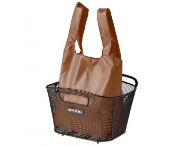 BASIL KEEP SHOPPER shopping bag brown