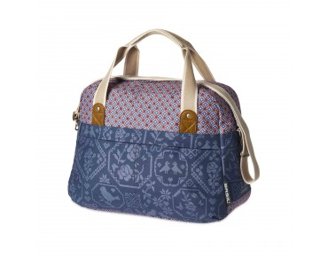 BASIL BOHEME CARRY ALL BAG Damen-Fahrradtasche indigo