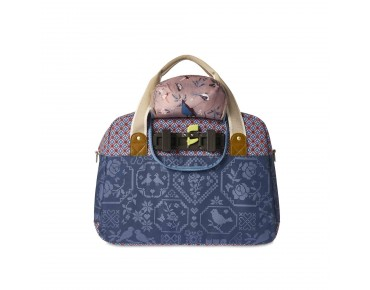 BASIL BOHEME CARRY ALL BAG women's bicycle bag indigo