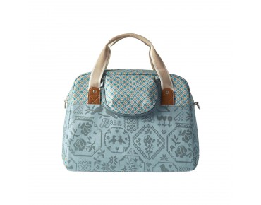 BASIL BOHEME CARRY ALL BAG Damen-Fahrradtasche jade