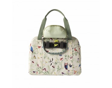 BASIL WANDERLUST CARRY ALL BAG women's bicycle bag ivory