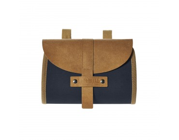 BASIL PORTLAND SADDLE BAG Satteltasche dark blue