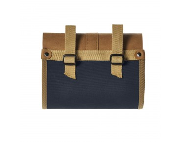 BASIL PORTLAND SADDLE BAG saddle bag dark blue