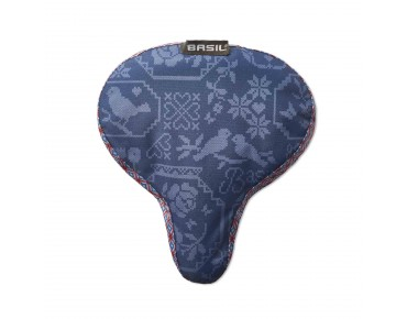 BASIL BOHEME SADDLE COVER indigo