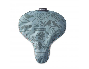 BASIL BOHEME SADDLE COVER jade