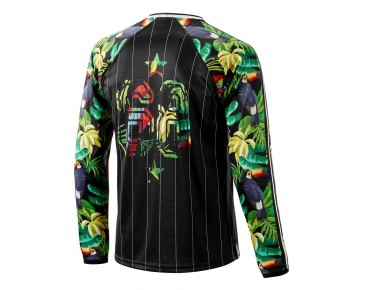 Deputy Sheriff BUSH HUNTER Langarm Bikeshirt black