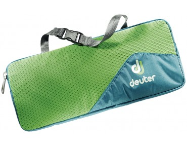 deuter WASH BAG LITE I - astuccio beauty case petrol-spring