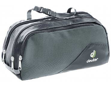 deuter WASH BAG TOUR III Waschbeutel black-granite