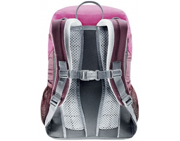 deuter JUNIOR kids' backpack aubergine-magenta