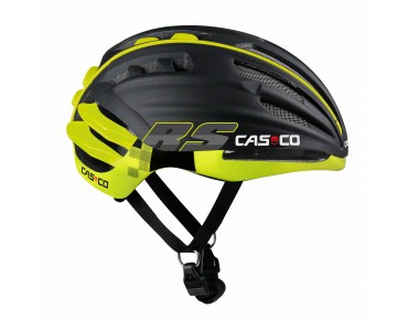 CASCO SPEEDairo RS helmet without visor black/neon