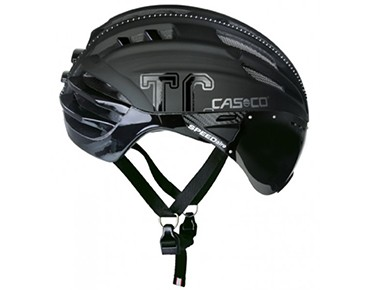 CASCO SPEEDairo TC PLUS helm zwart
