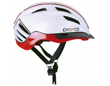 CASCO SPEEDster TC helmet without visor white/red