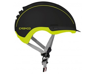 CASCO ROADSTER TC Helm schwarz/lime