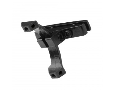 Profile RMP bottle cage adapter for saddle fixing black
