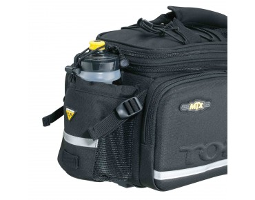 MTX Trunk Bag EXP rack pack schwarz