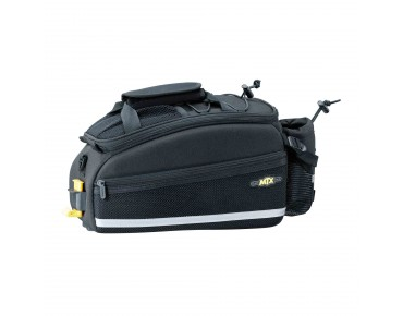 MTX Trunk Bag EX rack pack schwarz