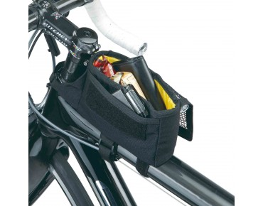 TriBag Large top tube bag black