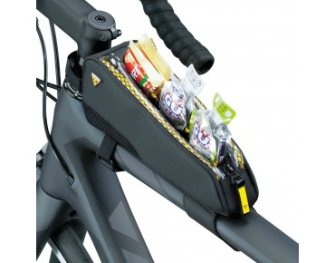 FastFuel Tribag top tube bag schwarz