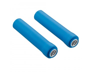 Bike Ribbon SiO2 Soft MTB grips blue