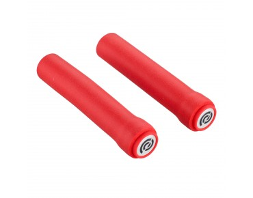 Bike Ribbon SiO2 Soft MTB grips red