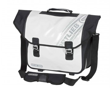 ORTLIEB DOWNTOWN QL3.1 Black 'n White pannier bag white/black