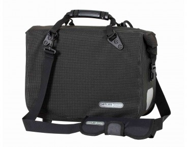 OFFICE BAG QL3.1 HIGH VISIBILITY messenger bag schwarz/reflex
