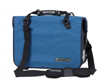 ORTLIEB OFFICE BAG QL3.1 - cartella denim-stahlblau