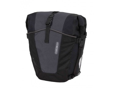 ORTLIEB Back Roller Pro Plus set of two pannier bags granite-black