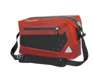 ORTLIEB TRUNK-BAG rack pack red/black