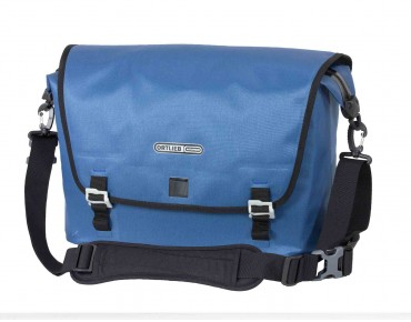 REPORTER-BAG CITY shoulder bag stahlblau