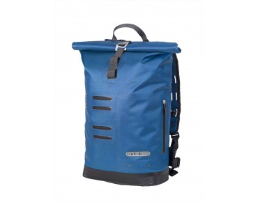 ORTLIEB COMMUTER DAYPACK CITY backpack steel blue