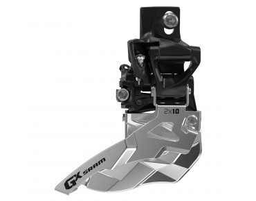 SRAM GX 2 x 10 High Direct Mount front derailleur