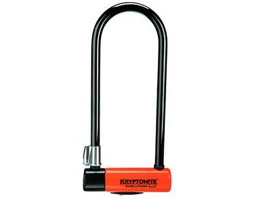 Kryptonite Evolution 4 U-lock Standard and LS