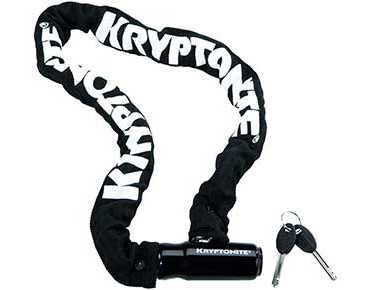 Kryptonite Keeper 785 Integrated Chain chain lock black