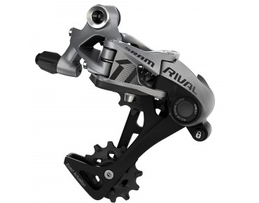 SRAM Rival 1 Type 2.1 rear derailleur black