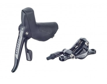 SRAM Rival 22 hydraulic disc brake/shift lever combination – rear wheel –