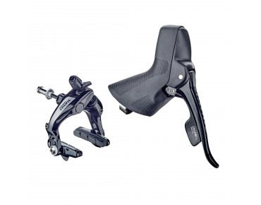 SRAM Rival 22 hydraulic rim brake brake/shift lever combination – front wheel –