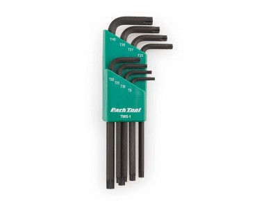 Park Tool TWS-1 L-shaped star wrench set