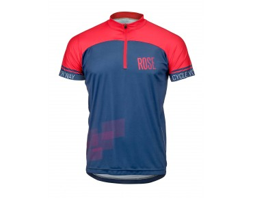 ROSE Mountain CYW Trikot blue/red