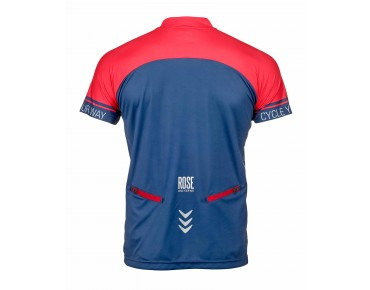 ROSE Mountain CYW jersey blue/red