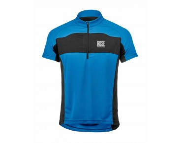 ROSE MOUNTAIN BASIC Trikot blue/black