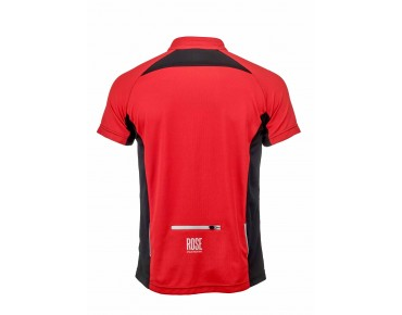 ROSE MOUNTAIN BASIC jersey red/black
