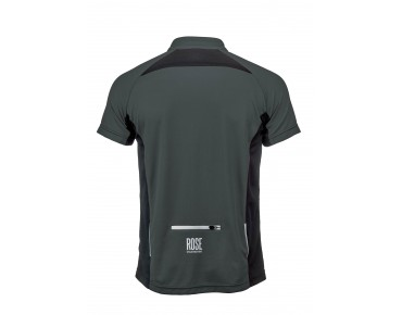 ROSE MOUNTAIN BASIC Trikot grey/black