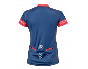 ROSE MOUNTAIN CYW women's jersey blue/red